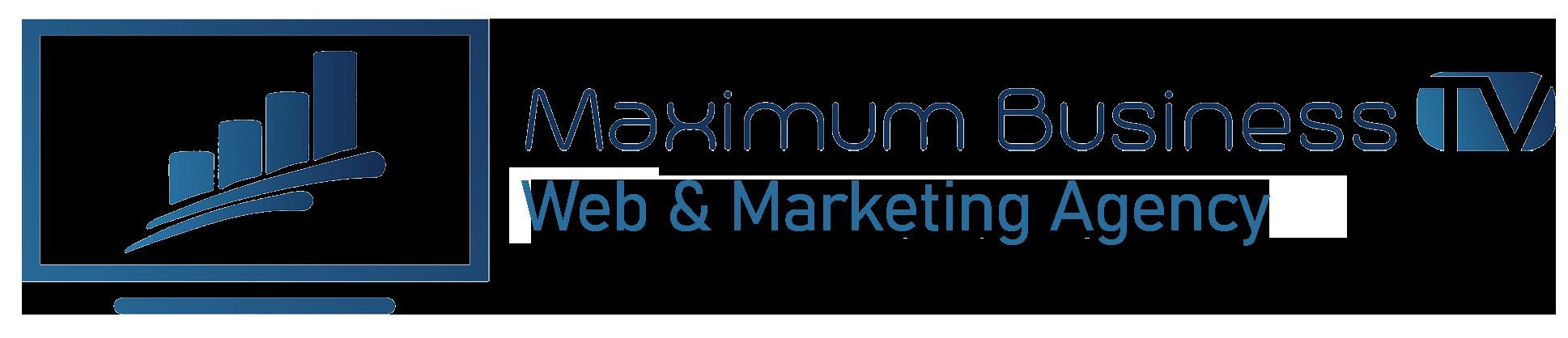 Maximum Business TV Logo